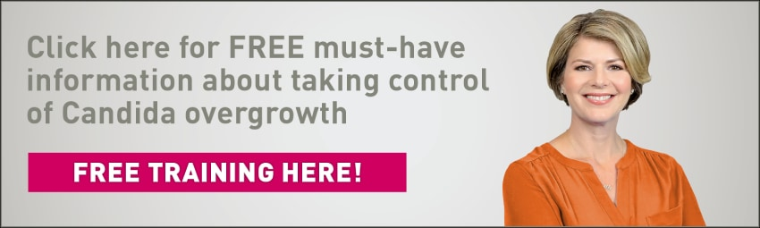 Click here for free must have information about taking control of candida overgrowth. Free training here!