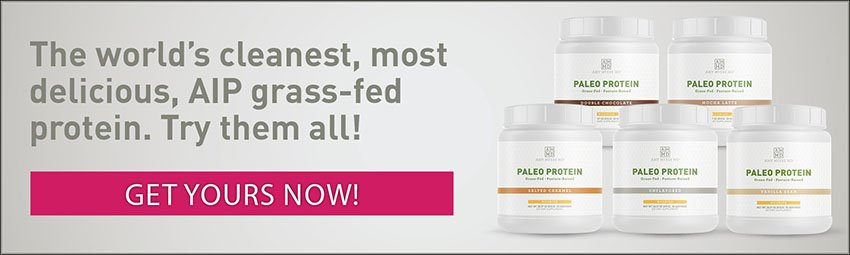 Paleo Protein All containers