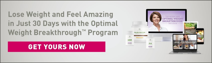 Lose weight and feel amazing in just 30 days with the Optimal Weight Breakthrough™ Program. Get yours now.