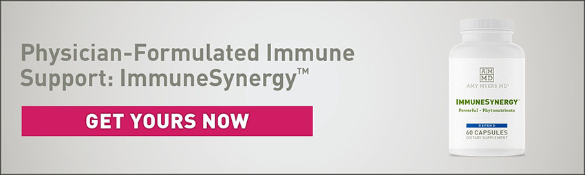Bottle of ImmuneSynergy