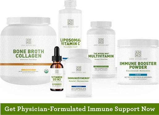 Physician formulated immune support