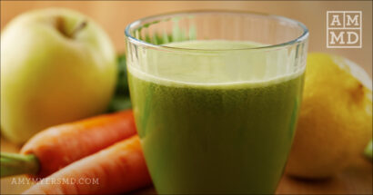 Ginger Green Juice