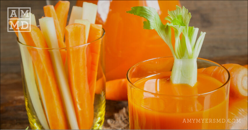 Golden Beet & Carrot Juice