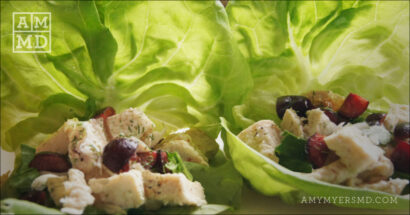 Egg-Free Chicken Salad
