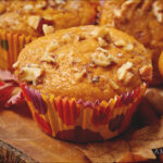 Hearty Pumpkin Muffins