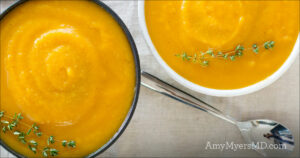 Slow-Cooker Sweet Potato and Butternut Squash Soup