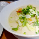 Crockpot Tom Kha (Thai Coconut Soup)