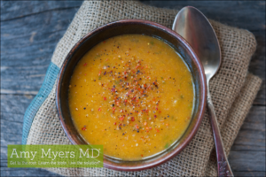 Dairy-Free Creamy Vegetable Soup