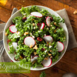 Sweet Citrus Kale Salad