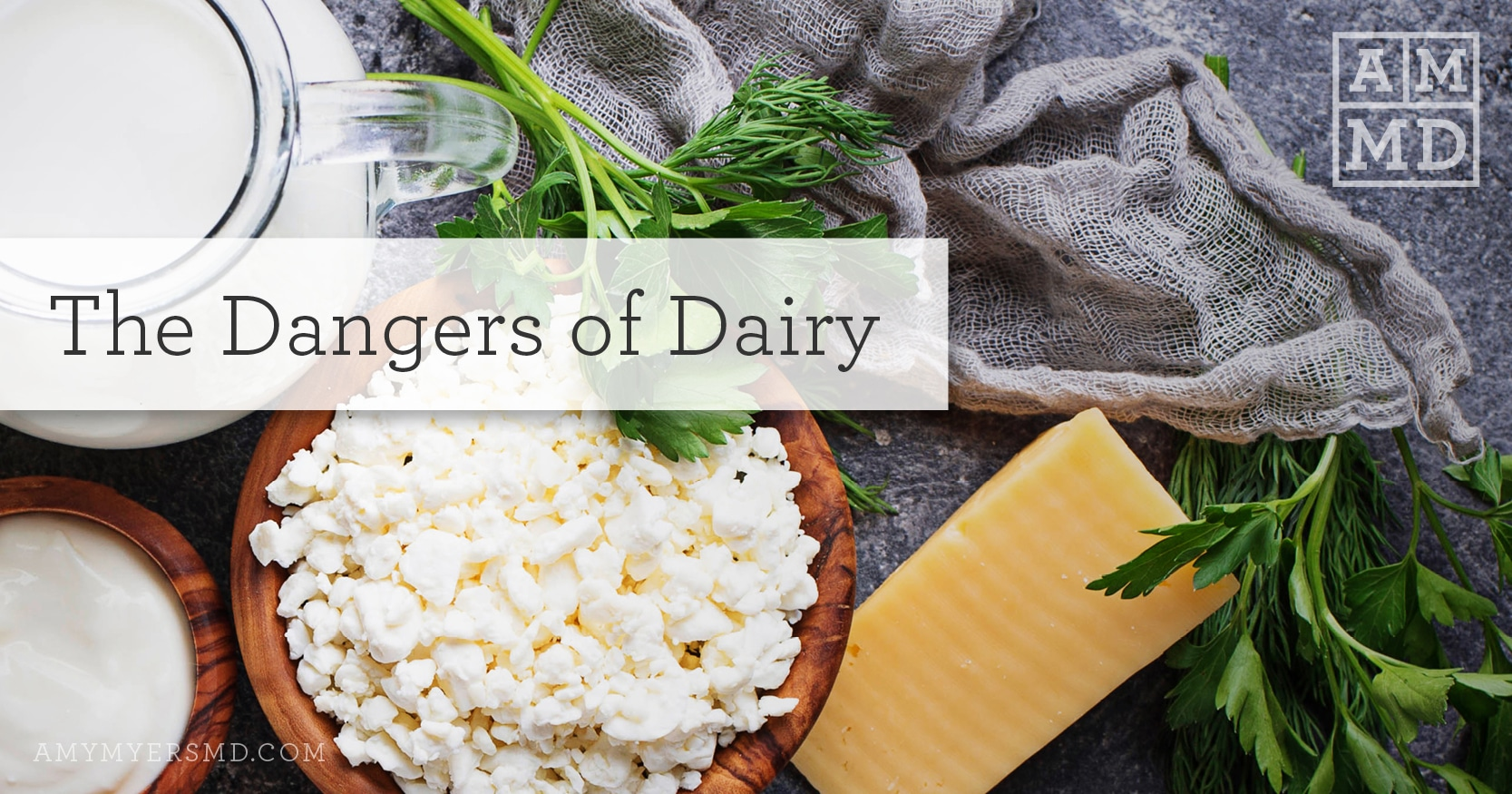 dangers of dairy