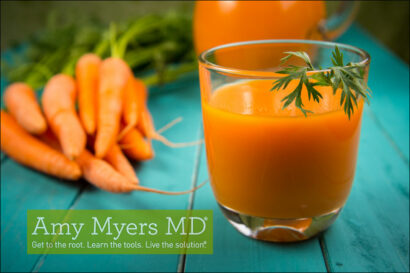 Carrot and Golden Beet Juice