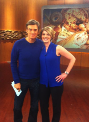 Dr. Oz and Dr. Myers - Amy Myers MD®