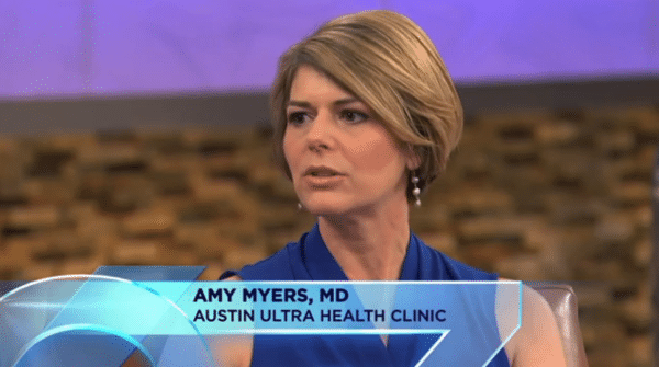 Dr. Myers on the Dr. Oz Show