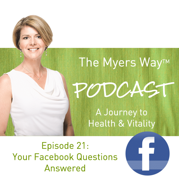 The Myers Way Episode 21: Your Facebook Questions Answered