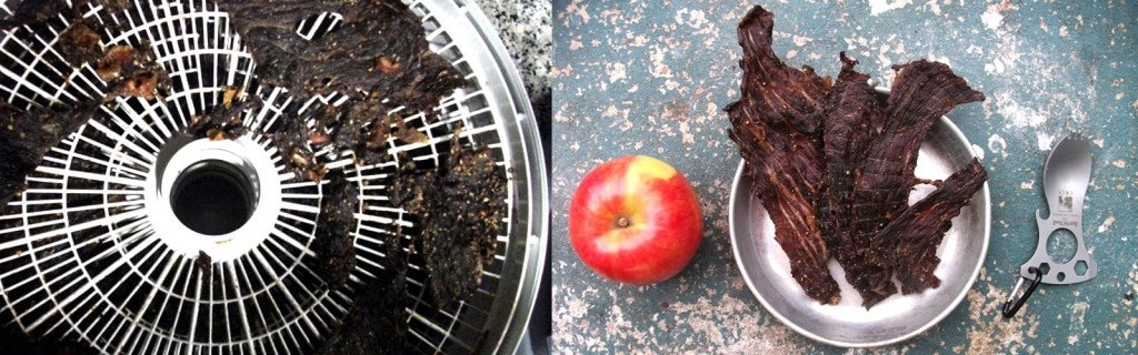Homemade Jerky and Apples - Amy Myers MD