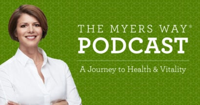 The Myers Way Episode 32: Hashimoto's Thyroiditis with Izabella Wentz