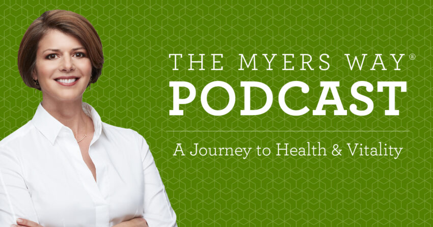The Myers Way Episode 14: Allergies Eczema and Asthma with Dr. Kara Fitzgerald
