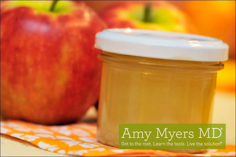 Awesome Applesauce Salad Dressing