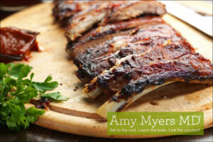 Easy Slow-Cooked Organic Pork Ribs