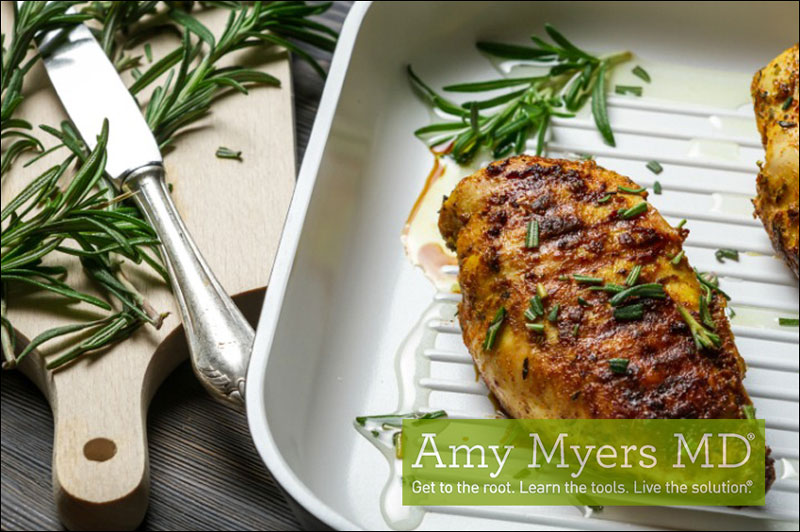 Butterflied Herb Chicken Breast
