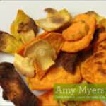 Crunchy Root Veggie Chips