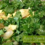 Spiced Cabbage and Kale with Sweet Onions