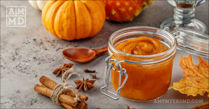 Spiced Apple Pumpkin Butter