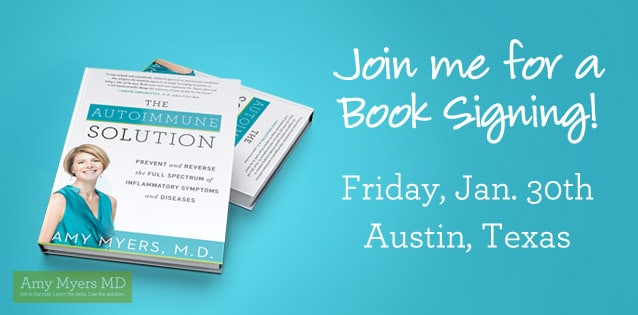 Hey Austin--Join Me For a Book Signing!