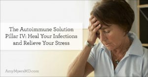 The Autoimmune Solution Pillar IV: Heal Your Infections and Relieve Your Stress