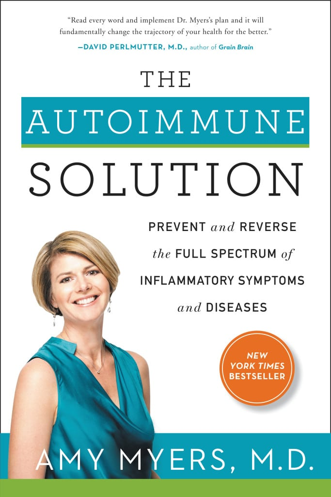 The Autoimmune Solution - Amy Myers MD® Books