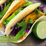 Almond Flour Tortilla Chicken Tacos