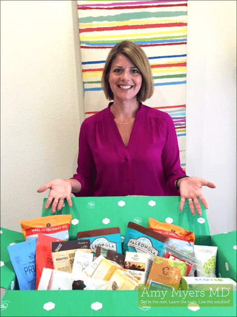 Dr. Amy Myers MD - My First Thrive Haul, Plus a Giveaway! - Promo Image