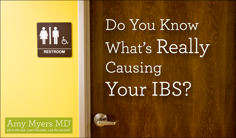 Do you know what's really causing your IBS?