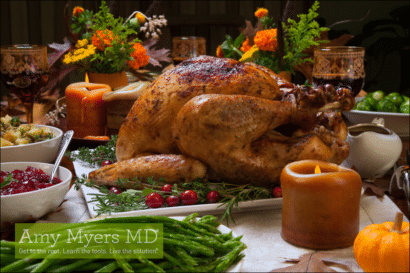 Introducing The Myers Way® Autoimmune Friendly Holiday Recipe eBook!