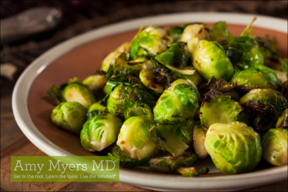 Brussels Sprout Snack