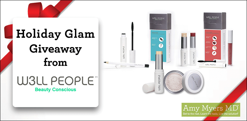 The Perfect Holiday Glam Giveaway from W3LL PEOPLE