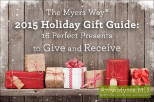 The Myers Way® 2015 Holiday Gift Guide: 16 Perfect Presents to Give and Receive