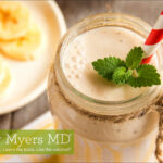 High-Energy Mint 'Chocolate' Smoothie