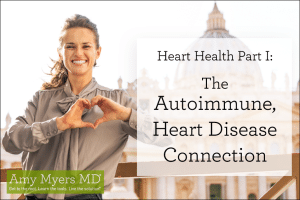 autoimmune heart disease connection