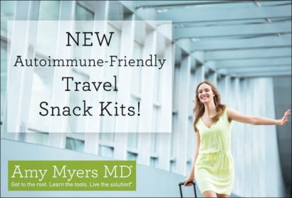 NEW Autoimmune-Friendly Travel Snack Kits!