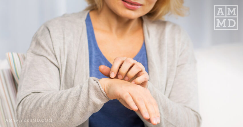 How to Treat Eczema from the Inside Out