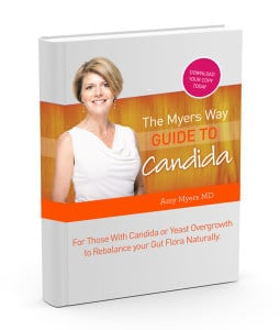 The Myers Way Guide to Candida