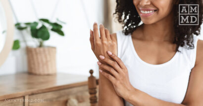 Eczema Symptom Relief: The Outside-In Approach