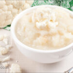 Garlic and Herb Cauliflower 'Mashed Potatoes'