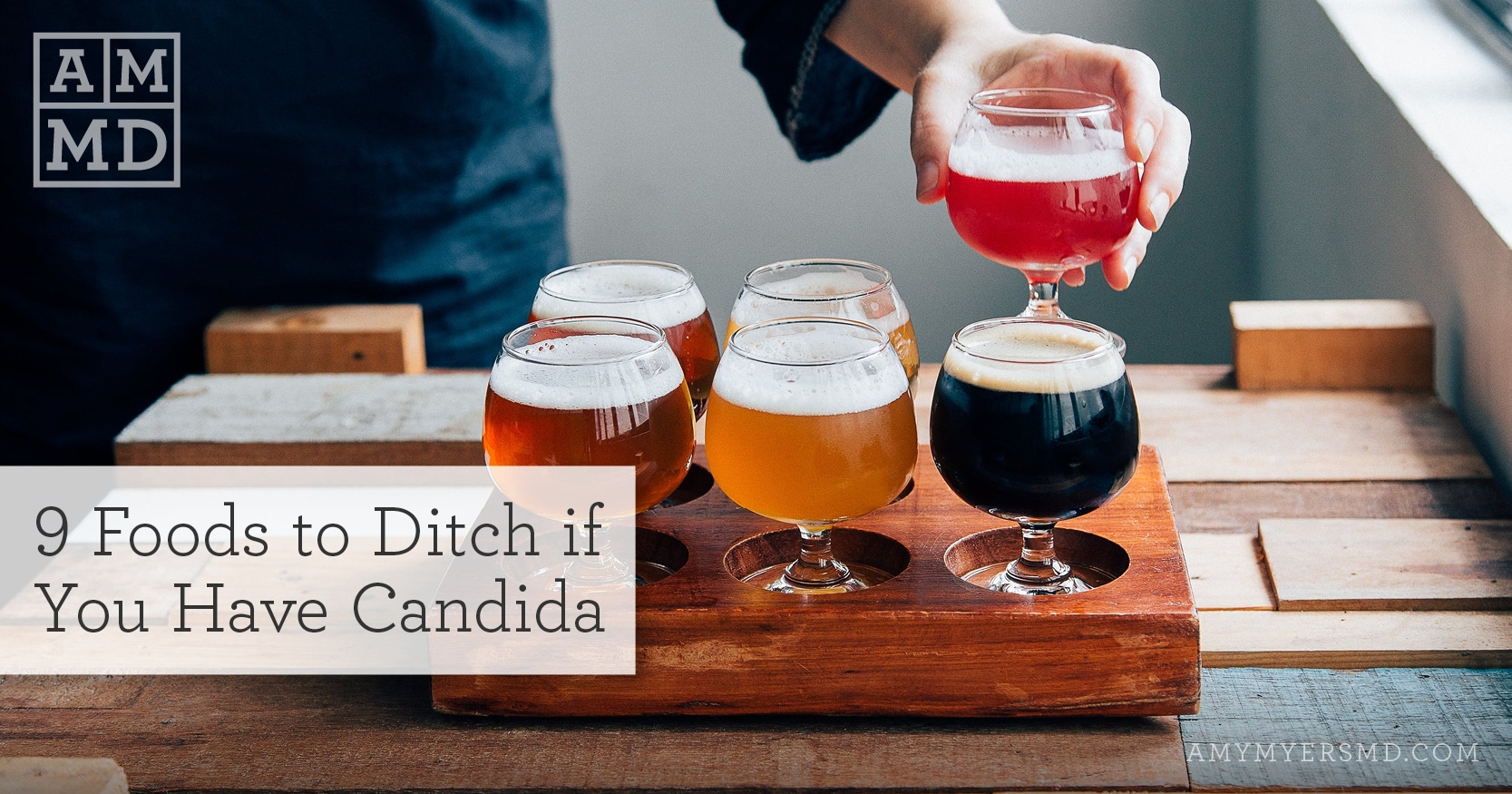 9 Food to ditch if you have candida