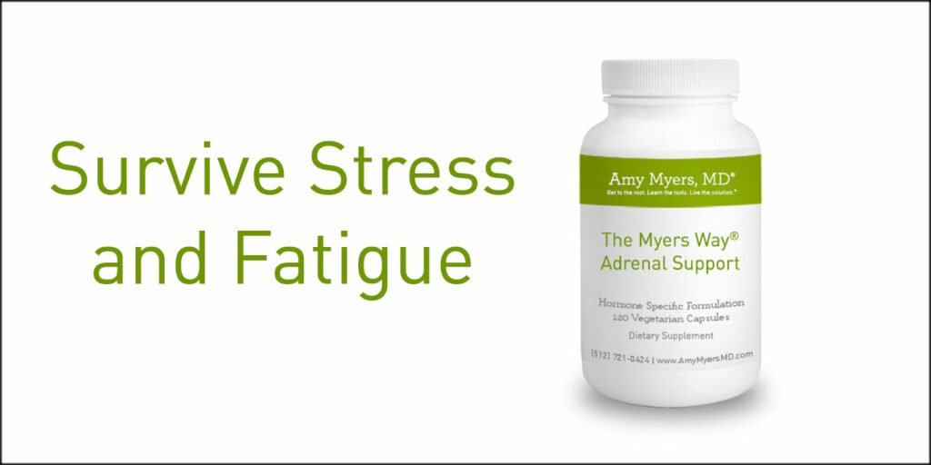 Manage Stress & Fatigue with Adrenal Support
