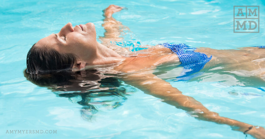 Are Swimming Pools Sabotaging Your Thyroid?