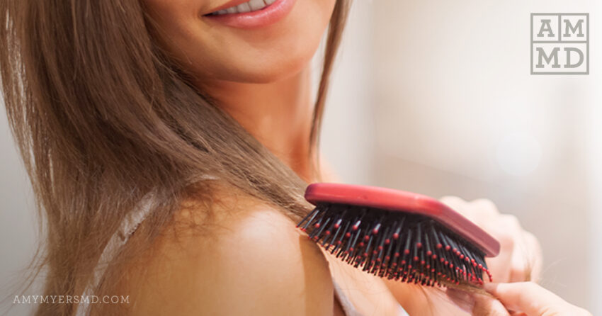 10 Tips to Reverse Thyroid Hair Loss