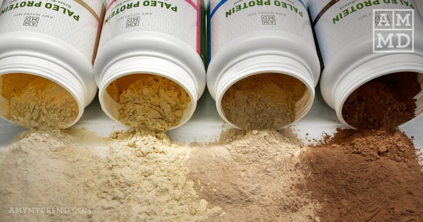 Add Protein to Your Diet with Paleo Protein Powder