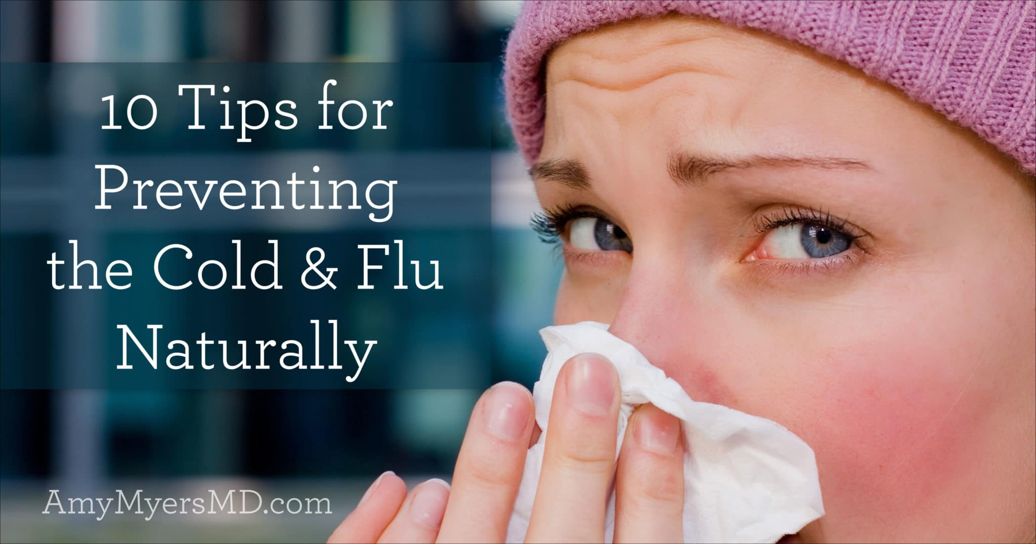 prevent cold flu naturally